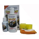 WAXCO Clear Light Lens Restorer & Treatment [WX-150-CL] - Pembersih Mobil Serbaguna